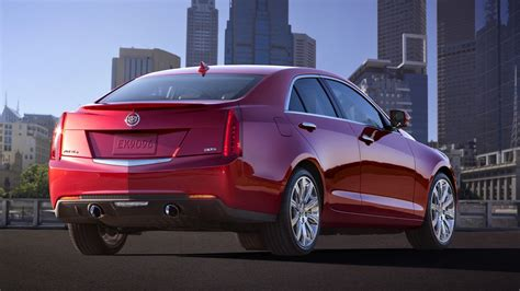 Cadillac Sports Sedan by 2013 Cadillac Ats Sports Sedan Unveiled Automotorblog