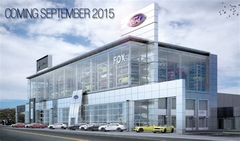 Fox Ford Chicago by Fox Ford Lincoln New Ford Lincoln Dealership In Chicago