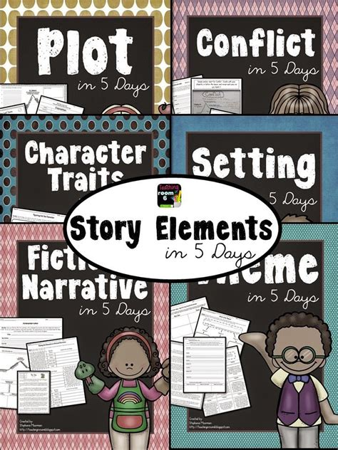 picture books to teach story elements 17 best images about reading mini lessons on