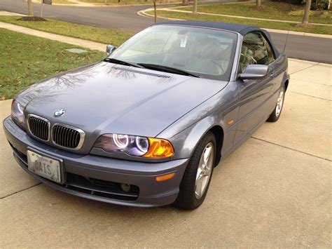 2003 Bmw 325ci Convertible by 2003 Bmw 3 Series Pictures Cargurus