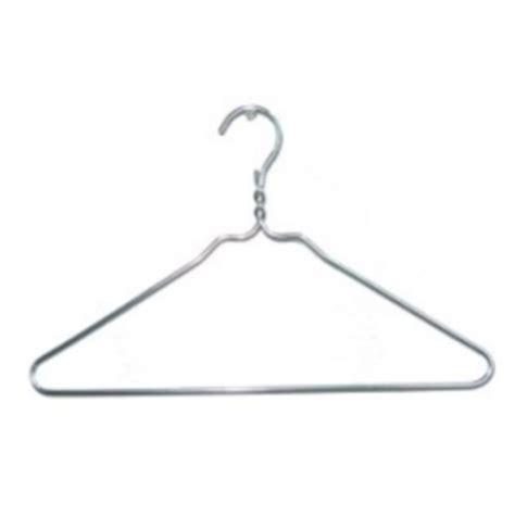 silver hangers 20 inch aluminum hanger silver in wire hangers