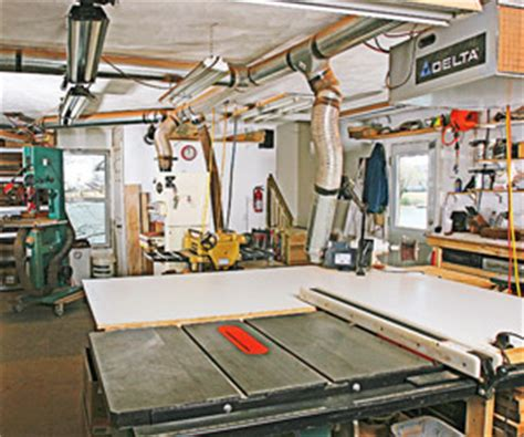 woodworking shop lighting the one 9 000 per year production workshop