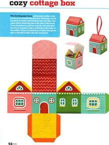 craft paper printing free printable paper house box free printables and more