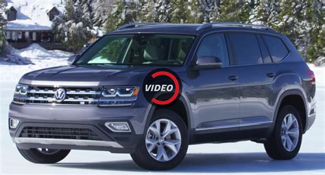 Vw Atlas Review by 2018 Vw Atlas Review Finds It Family Friendly But Is That