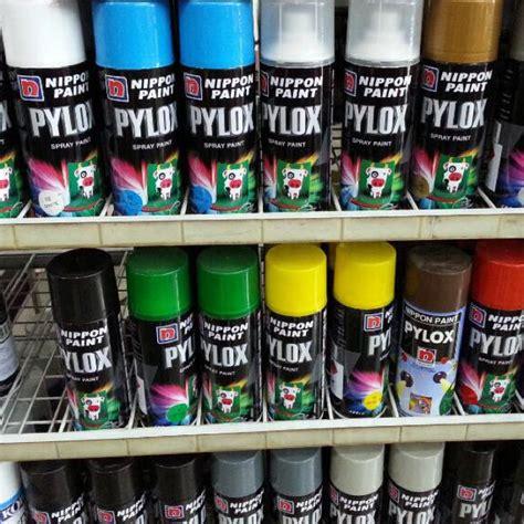 spray paint nippon pylox nippon spray paint home furniture on carousell