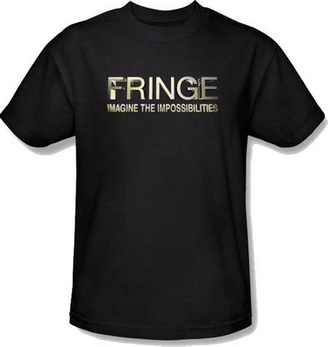 fringe shirt with fringe logo t shirt