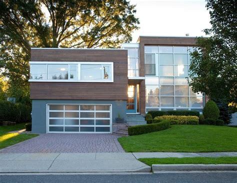 Tri Level Home Plans Designs split level conversion modern exterior new york by