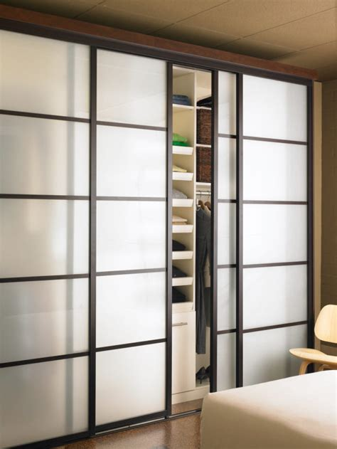 Floor To Ceiling Shoe Rack by Interior Contemporary Sliding Glass Door In Black For