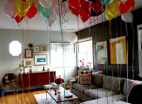 birthday decorations in home bedroom home decorations for birthday