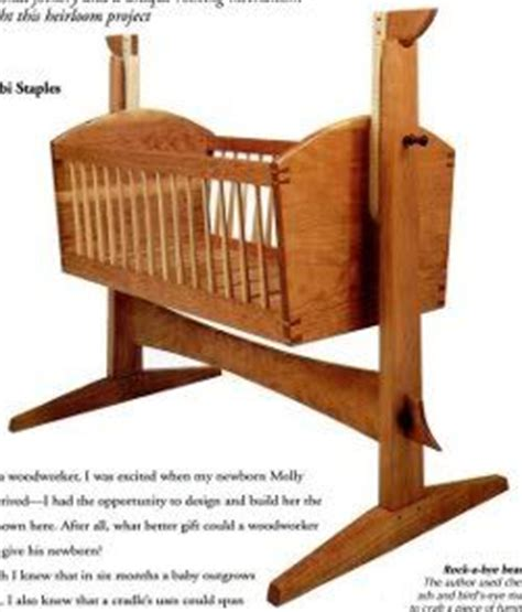 crib patterns woodworking 25 best ideas about baby cradles on moon