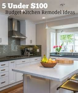 Kitchen On A Budget Ideas 1000 ideas about budget kitchen makeovers on pinterest