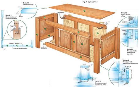 woodworking plans chest wood chest plans pdf plans plan for kitchen cabinet