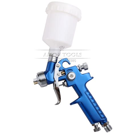 spray paint mini mini gravity air spray gun nozzle1 0mm 125ml cup paint