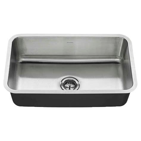 18 kitchen sinks stainless steel american standard undermount 30x18 stainless steel sink