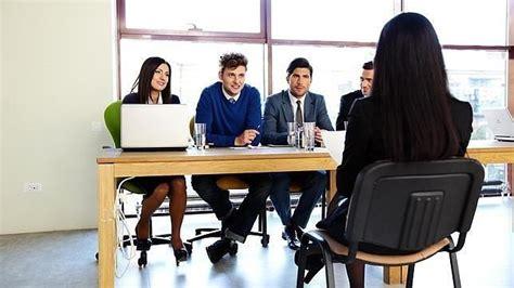 preguntas de entrevistas grupales de trabajo los tipos de entrevistas de trabajo a las que te puedes