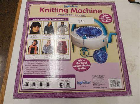innovation knitting machine innovations knitting machine general merchandise