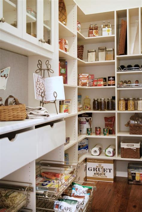 kitchen pantry design 25 great pantry design ideas for your home