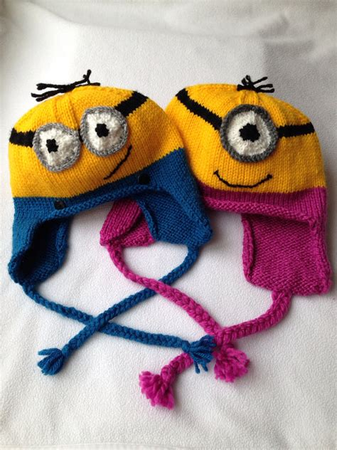minion hat knitting pattern hats knitting patterns in the loop knitting