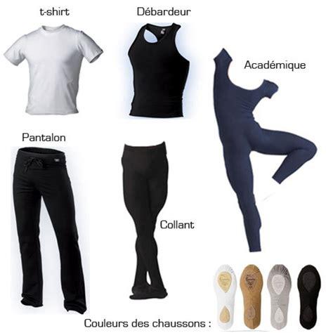 les tenues pour les gar 231 ons ballet