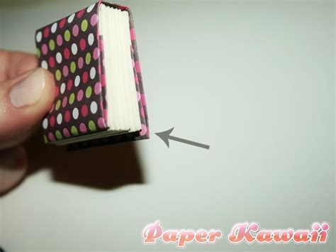 book origami tutorial mini origami books tutorial paper kawaii