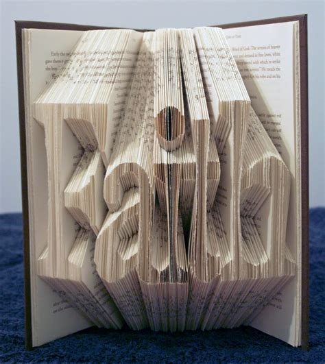 book folding origami simply creative the folded book by isaac g salazar