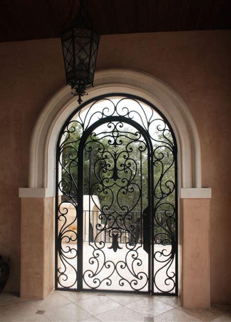 front door iron gates iron door gate with transom front doors other metro