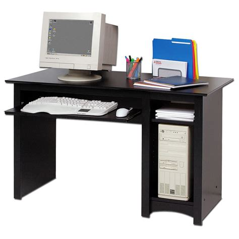 shelf computer desk sonoma computer desk with shelf dcg stores