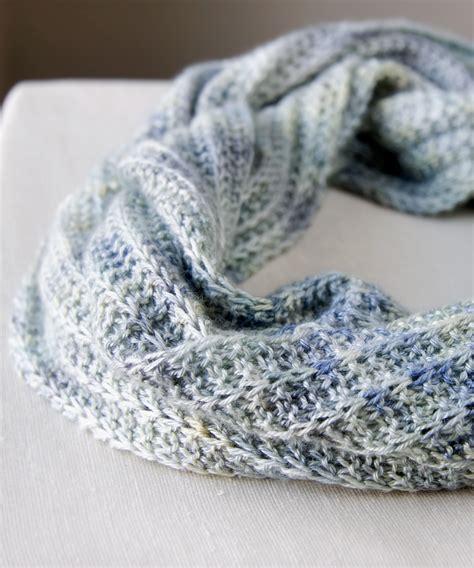 free easy infinity scarf knitting pattern opul infinity scarf tricksy knitter by megan goodacre
