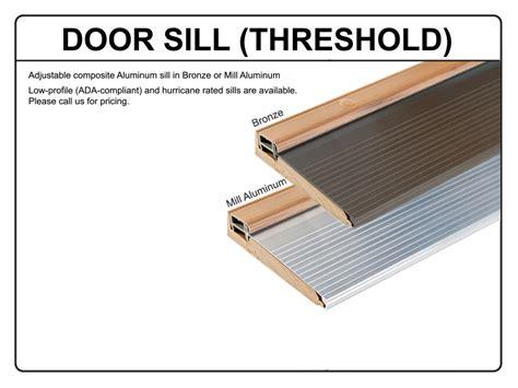 wooden exterior door sills wooden exterior door sills an exterior door frame