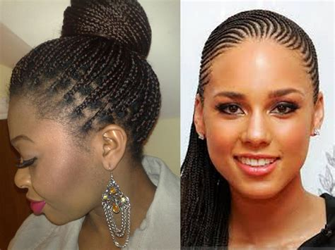 ghanians hairstyle 20 most beautiful styles of ghana braids