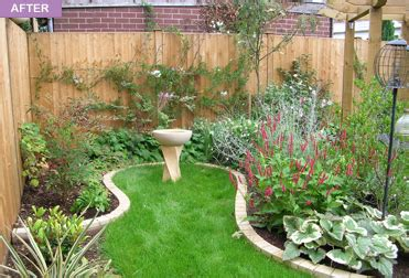 l shaped garden design ideas house design with front and back patio popular house