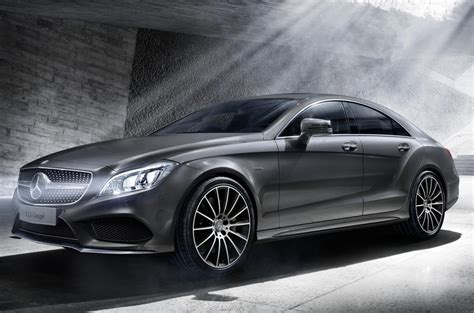Mercedes New Models by Mercedes Cls Edition Paves Way For New Model