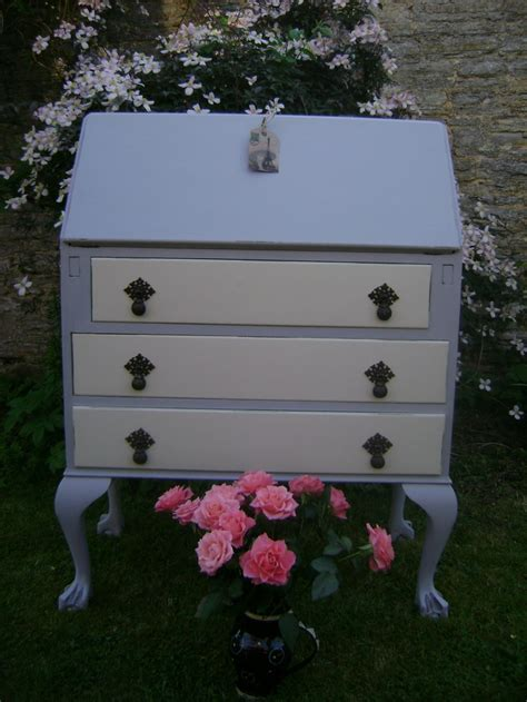 autentico chalk paint stockists west midlands style writing bureau painted in autentico vintage