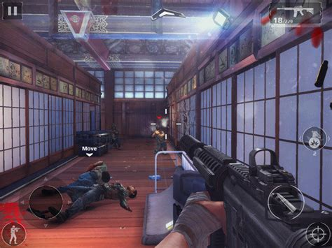 modern combat 5 blackout arrives we go on with this mobile friendly shooter pcworld