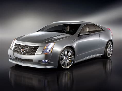 2008 Cadillac Cts Coupe For Sale by 2008 Cadillac Cts Coupe Concept Pictures Specifications