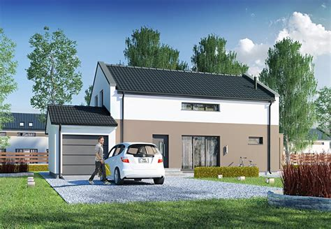 Danwood Haus Mit Garage by Completely At Home Garage Eg St House Project