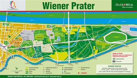 Der Garten Wien Hauptallee by Der Wiener Prater