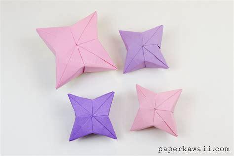 pretty origami 3d origami tutorial paper kawaii
