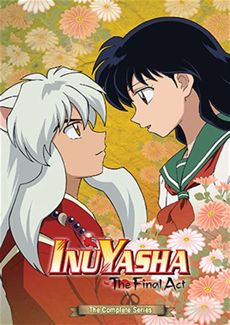 read inuyasha viz see inuyasha the act the complete series
