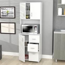 storage cabinets for kitchens kitchen cabinet storage white microwave stand shelf 3