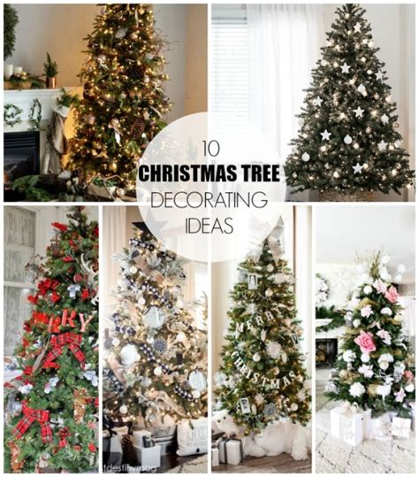 new ideas for tree decorating 10 tree decorating ideas book design