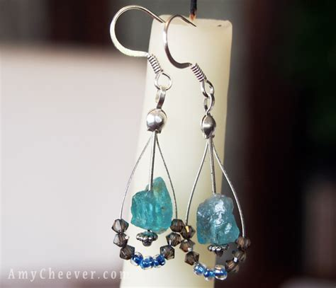 how to make your own steunk jewelry make your own earrings amycheever