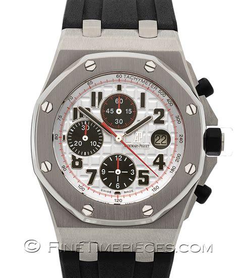 panda rubber st audemars piguet royal oak offshore chronograph panda