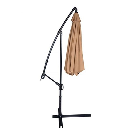 10 patio umbrella new patio umbrella offset 10 hanging umbrella outdoor