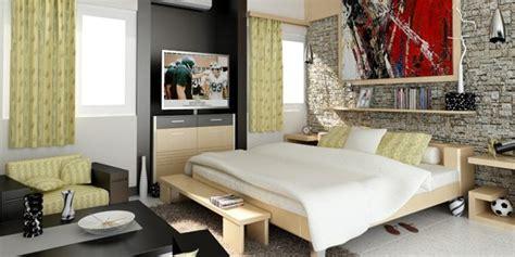 studio room design tips in designing cosy studio type rooms home design lover