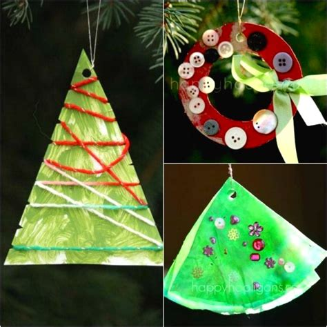 easy to make tree 26 more easy ornaments for happy hooligans