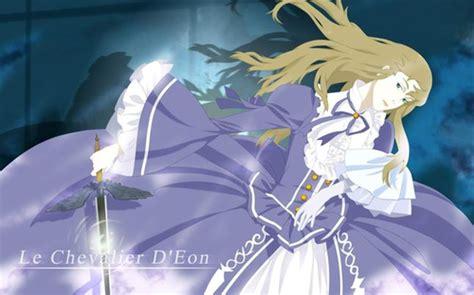 le chevalier d eon le chevalier d eon anime photo