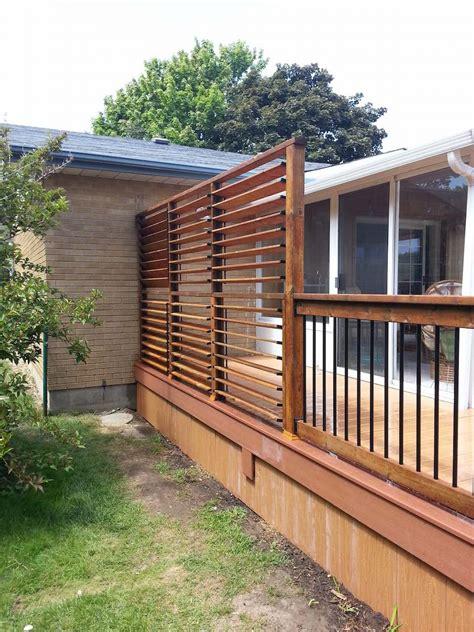 privacy screens for backyards backyard privacy screen flex fence louver system