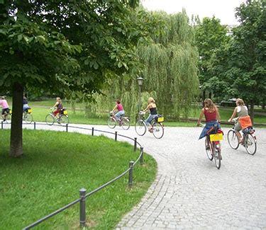 Englischer Garten München Fahrradverleih by Natour Fahrradtour Englischer Garten Schl 246 Sser Parks