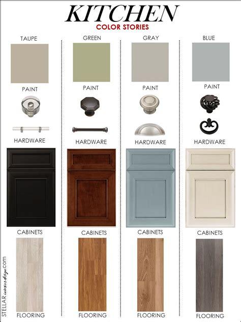 kitchen cabinets color schemes best 25 kitchen color schemes ideas on